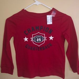 Boys size 5t Children's Place thermal shirt